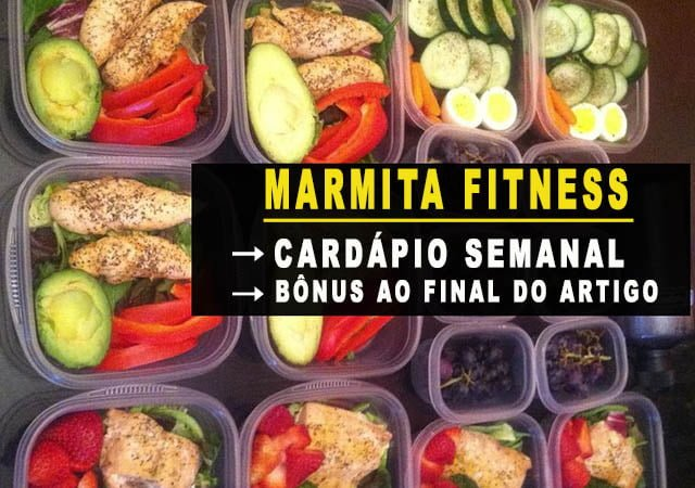 marmita fitness