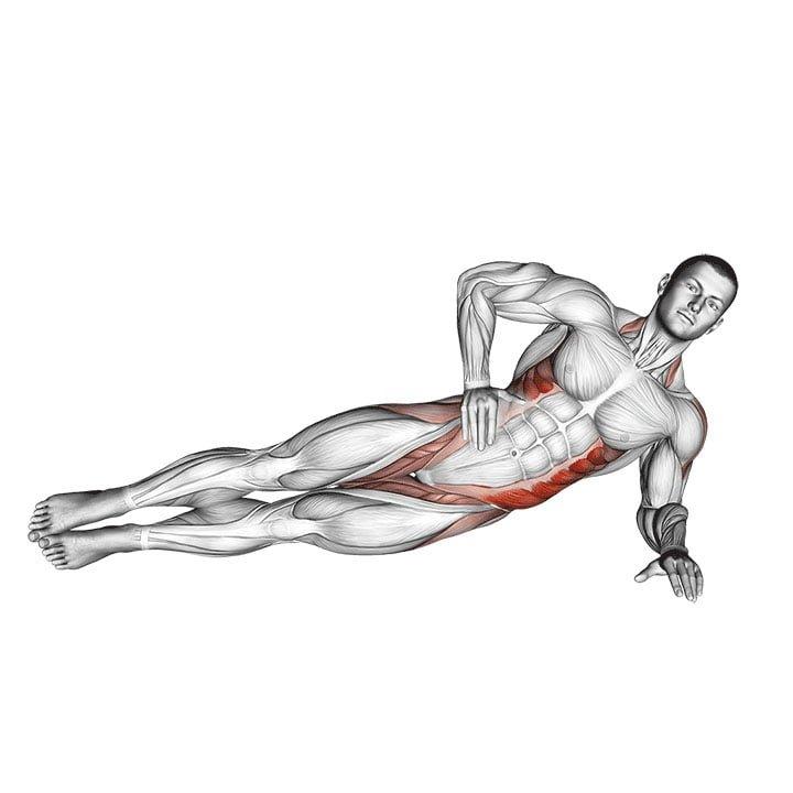 Prancha abdominal, 17 variações para estimular ainda mais seu abdômen