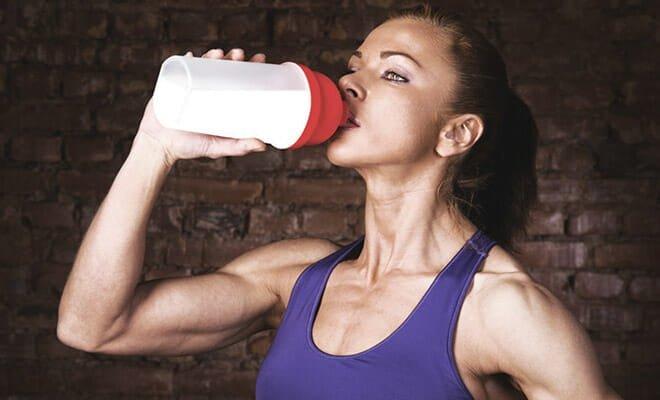 Whey protein feminino para mulheres