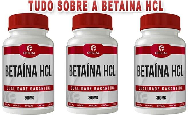 Betaína HCL