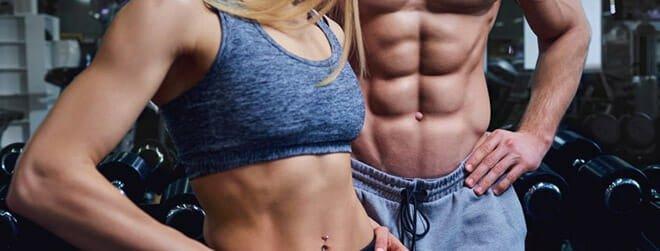 Como afinar a cintura com dieta e exercícios