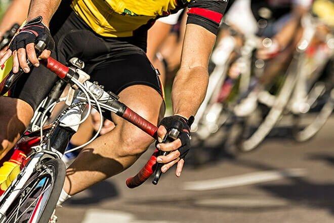 Ciclismo e a preparação física