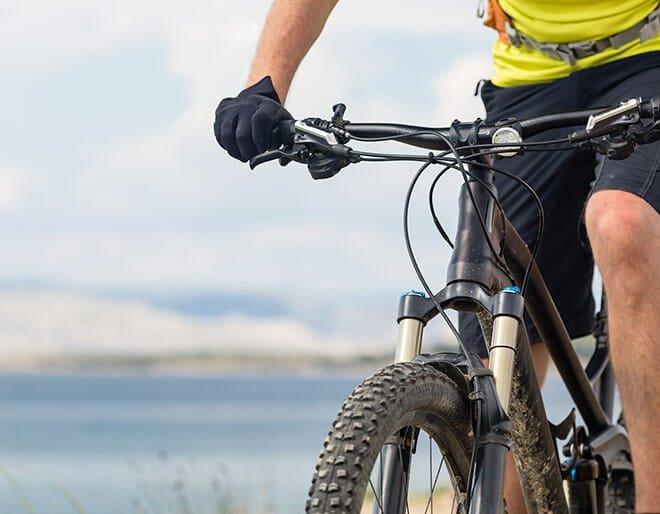 Mountain bike MTB - dicas para iniciantes em trilhas