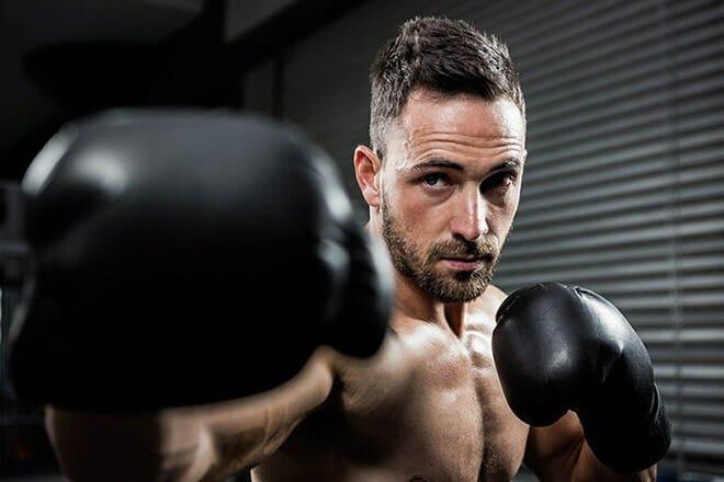 boxe emagrece resistência e forca