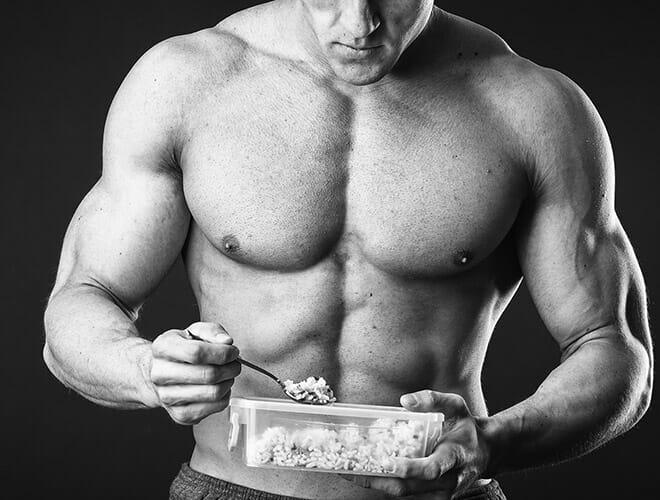 Dieta para hipertrofia 7 elementos