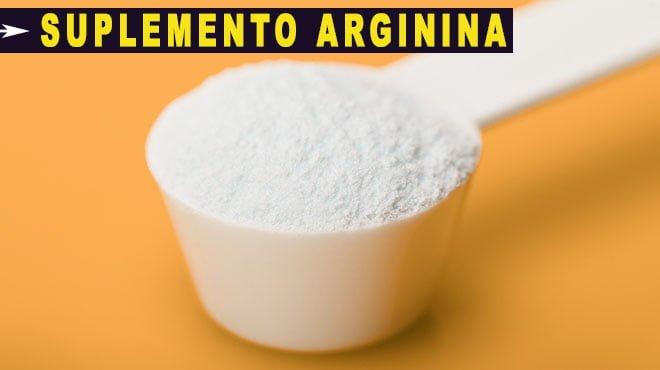 Arginina suplemento