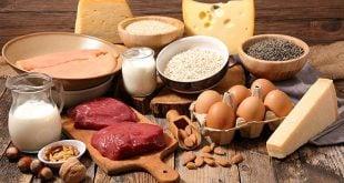Fenilalanina - Fonte nos alimentos