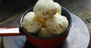 Pão de queijo fit light