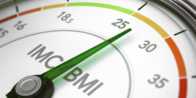 calculadora IMC (índice de massa corporal) BMI