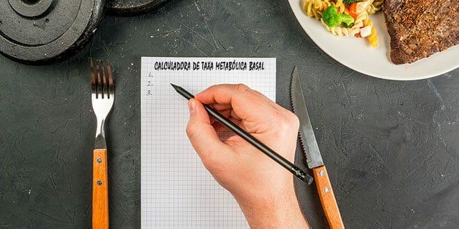 calculadora taxa metabolismo basal calorias