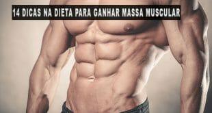 dieta para ganhar massa muscular 14 dicas