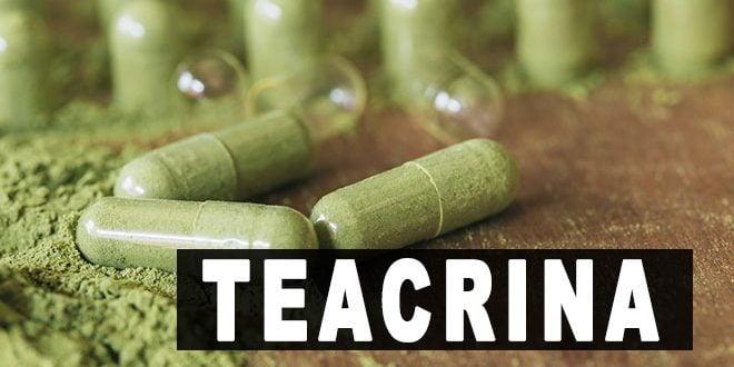 Teacrina Suplemento – Dosagem, efeitos colaterais e onde comprar