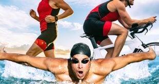 Treino para triathlon