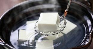 Queijo Tofu - Preparo