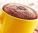 11 receitas de bolo de caneca fit