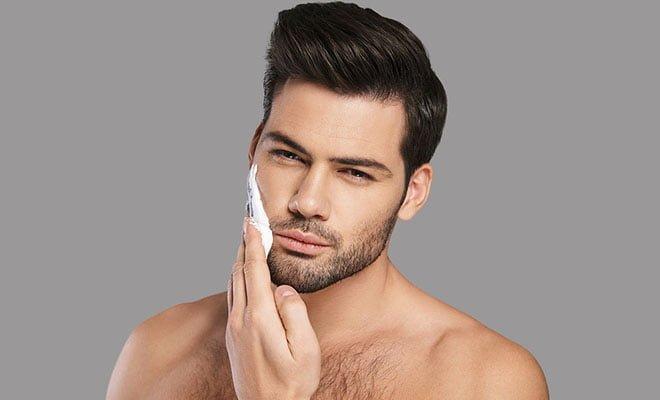 Benefícios para barba