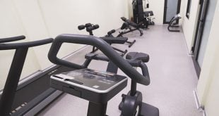 treinar em casa academia