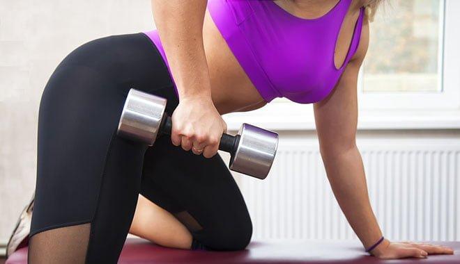 treino de costas para mulheres