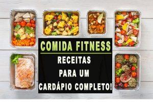 Comida Fitness – 31 Receitas para um Cardápio Completo