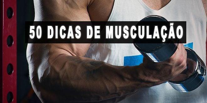 50 Dicas de Musculação para Acelerar Seus Resultados!
