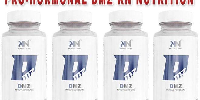 Pró-Hormonal DMZ da KN Nutrition
