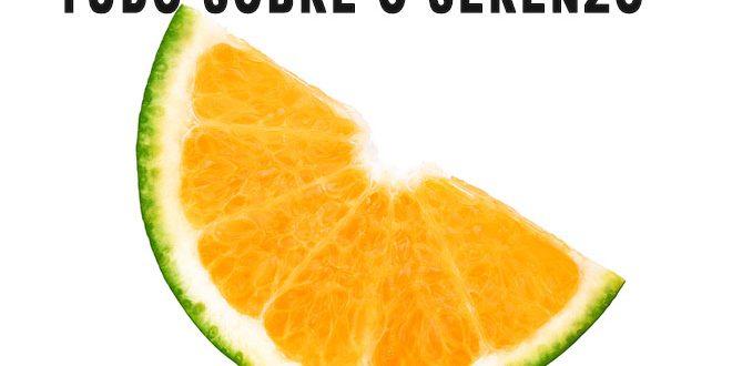 Serenzo Citrus Sinensis