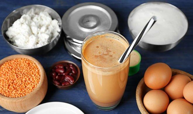 Café da manhã cardápio