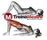 Exercício Ponte, como fazer e músculos solicitados