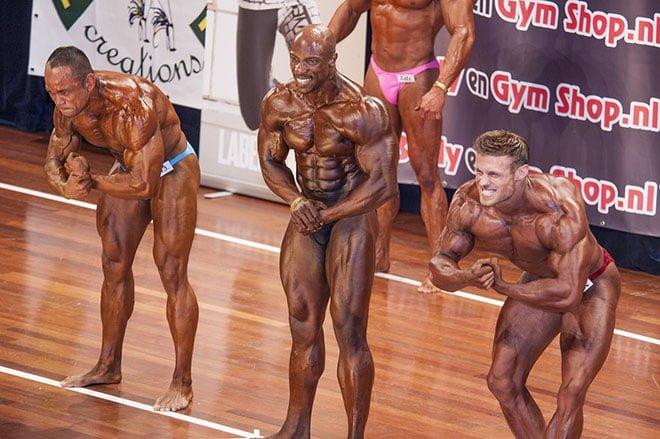 Bodybuilding/Fisiculturismo