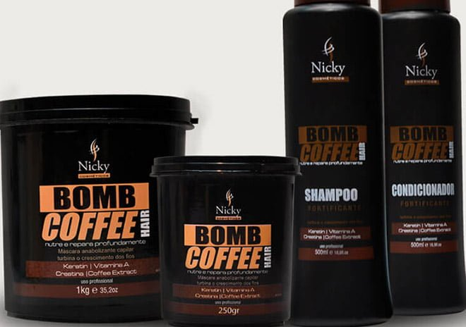 Bomb Coffee Hair Shampoo