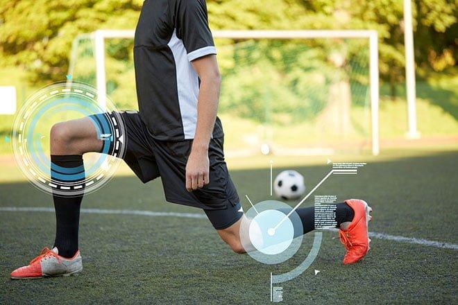 treinos com bola