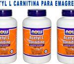 Acetyl L Carnitina – O que é, para que serve, dosagem e efeitos colaterais