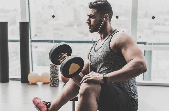 Musculação na redução do stress e da ansiedade