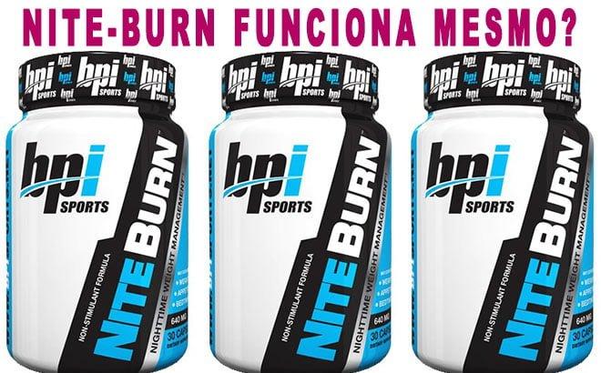 Nite-Burn BPI é bom