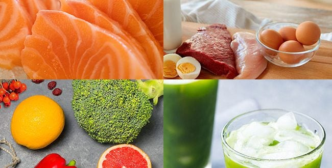 alimentos para diminuir a dor muscular pós treino