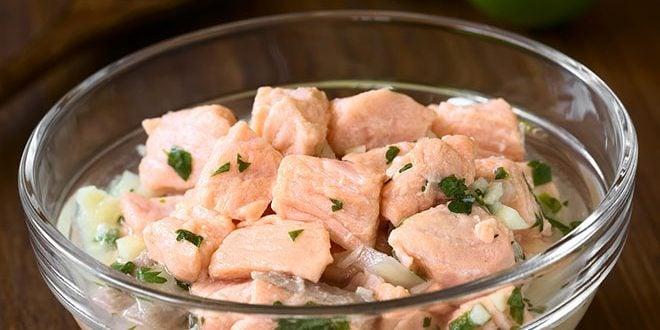 Ceviche – 5 Receitas fit (com tilápia, salmão e atum)