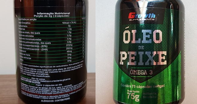 melhor marca óleo de peixe