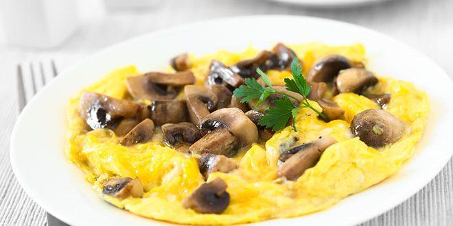 Receitas de Omelete Low Carb