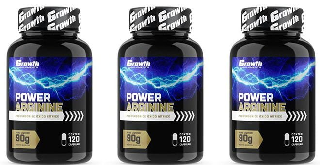 Power Arginine da Growth Supplements