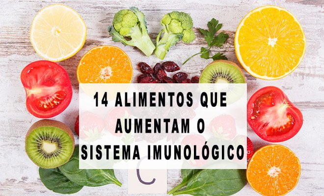 alimentos para aumentar sistema imunológico