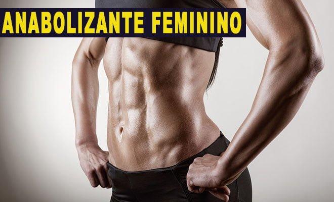 esteroide anabolizante feminino
