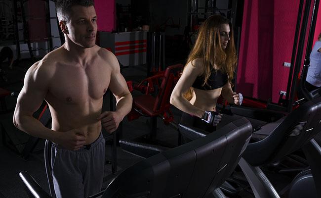 evite aeróbicos de longa duração