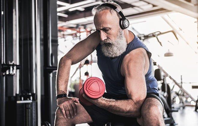 treino de potência para idosos