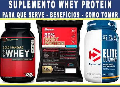 b5253a073 Whey Protein  O que é