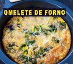 Omelete de forno – 20 Receitas Fit