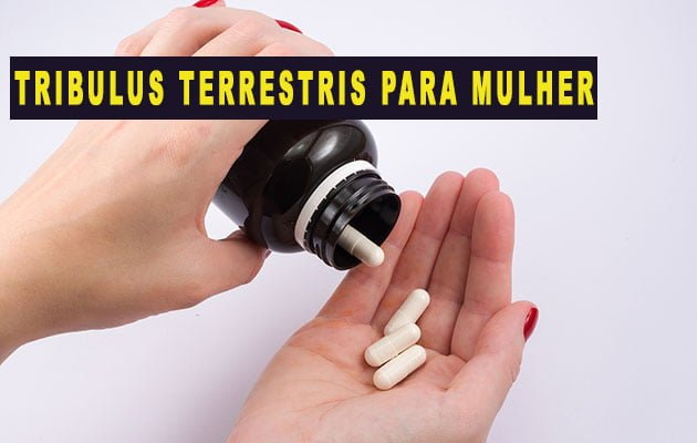 tribulus terrestris para mulher