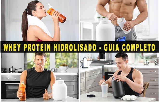 whey protein hidrolisado para que serve e como tomar