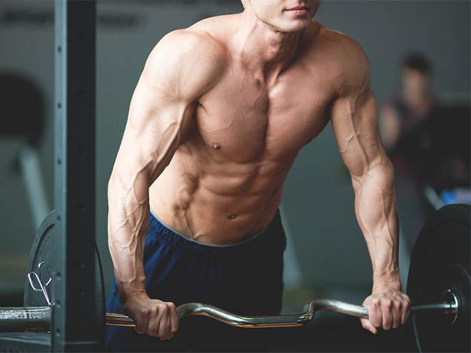 resistência treinos musculação folego disposição