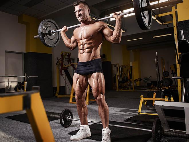 Exercícios compostos musculação