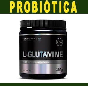 glutamina probiotica